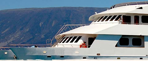 Galapagos Cruise on the Athala