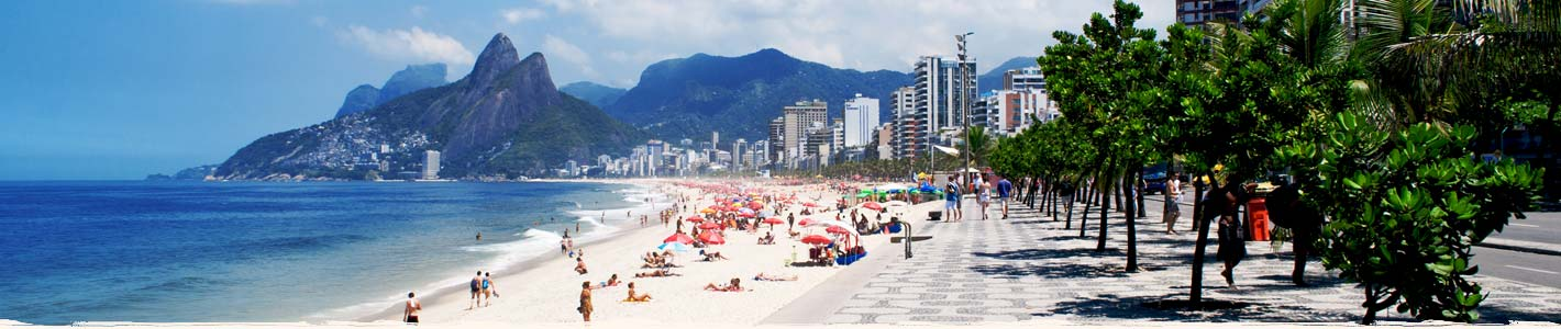 Family holidays to Brazil