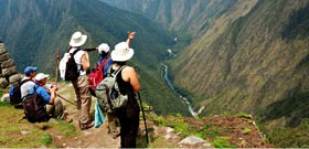 Trek the Inca Trail to Machu Picchu