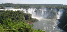 Holidays to Iguazu Falls and Machu Picchu