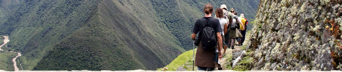 Inca Trail Holidays 2016/2017