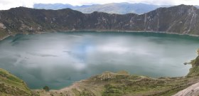 Photos of Lake Quilotoa