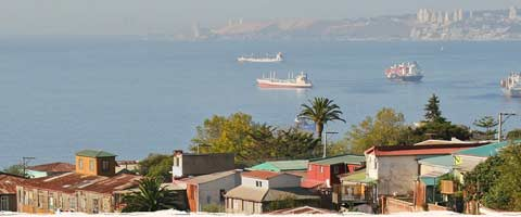 Holidays in Valparaiso
